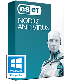 ESET NOD32 Antivirus: Basic Antivirus for Windows